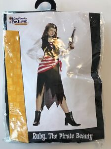 Ruby the pirate costume