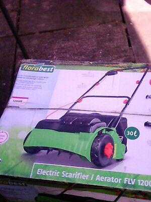 Lawn Scarifier/Aerator