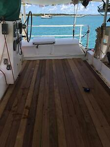 Tiki 38 James Wharram Catamaran Gove Harbour Nhulunbuy N.T Tiwi Darwin City Preview