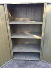 Heavy Duty Steel Framed Storage Cabinet Warrandyte Manningham Area Preview