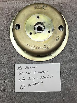 Yamaha Mariner Flywheel 9303M F280-68 6G1 8hp Outboard NLA for sale  Shipping to South Africa