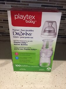 Playtex bottle liners