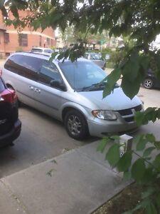 2002 Dodge caravan!