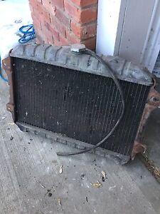 Datsun 240z 260z 280z L24 Radiator
