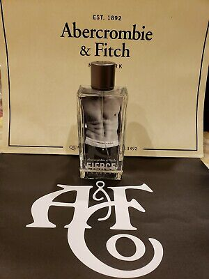 Fierce by Abercrombie & Fitch UNBOX 6.7 OZ/200 ml cologne 100% authentic newest