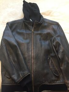 Authentic Harley Davidson Men's Leather Jacket