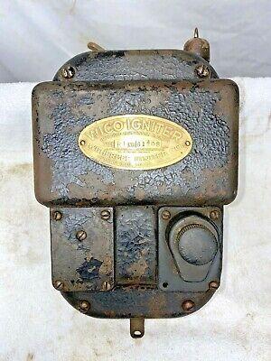 Wico Type R1 Magneto Hit Miss Engine Auto Tractor Steam Antique Oilfield Mag