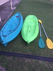 2 Kayaks for sale Taree Greater Taree Area Preview