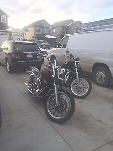 Trade My Harley's For a Sports Car
