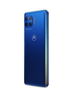 Motorola Moto G 5G Plus - 64GB - Surfing Blue (Unlocked) (Single SIM) BNIB