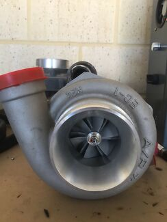 Gt3540 turbo