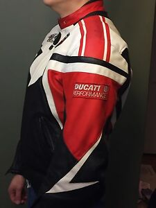 Limited Edition Dainese Ducati Performance Foggy Jacket