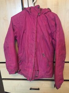 Girl's Pink Gravity Winter Jacket