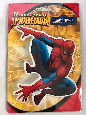 Marvel - Spider-sense Spider-man - Jumbo Eraser