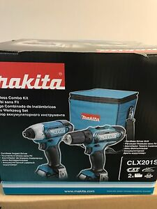 Makita kit CLX201S