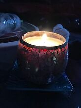 Mosaic soy candles filled with you choice of scent Perth Northern Midlands Preview