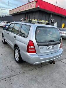 Subaru Forester XS 2004 LUXURY AWD %%% RWC + REGO %%% 4 NEW TYRES & SUNROOF & TIMING DONE & 4 cyl Dandenong Greater Dandenong Preview