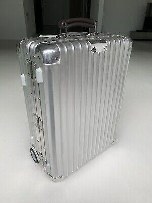 Rimowa Classic Flight IATA Cabin Trolley Alumium ***old collection*** Iata Cabin Trolley