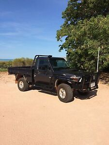 2012 Toyota LandCruiser Ute Broome Broome City Preview