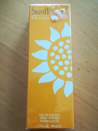 Sunflowers von Elizabeth Arden Eau de Toilette Spray 100ml für Damen