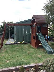 Big Backyard Milford Climbing Frame Clarkson Wanneroo Area Preview
