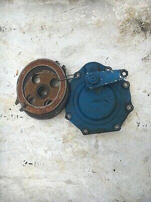 Ford - New Holland Rh Brake Cover Assembly For 1720 1920 3415