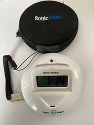 Sonic Alert SBP100 Sonic Boom Portable Vibrating Alarm Clock New in Box
