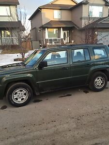 Jeep Patriot for sale REDUCED, 2500$