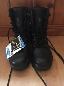 New Haix Gore-Tex boots size 7