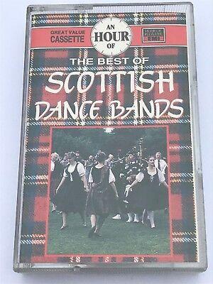 the best of scottish dance bands ( 1 hour )  . cassette
