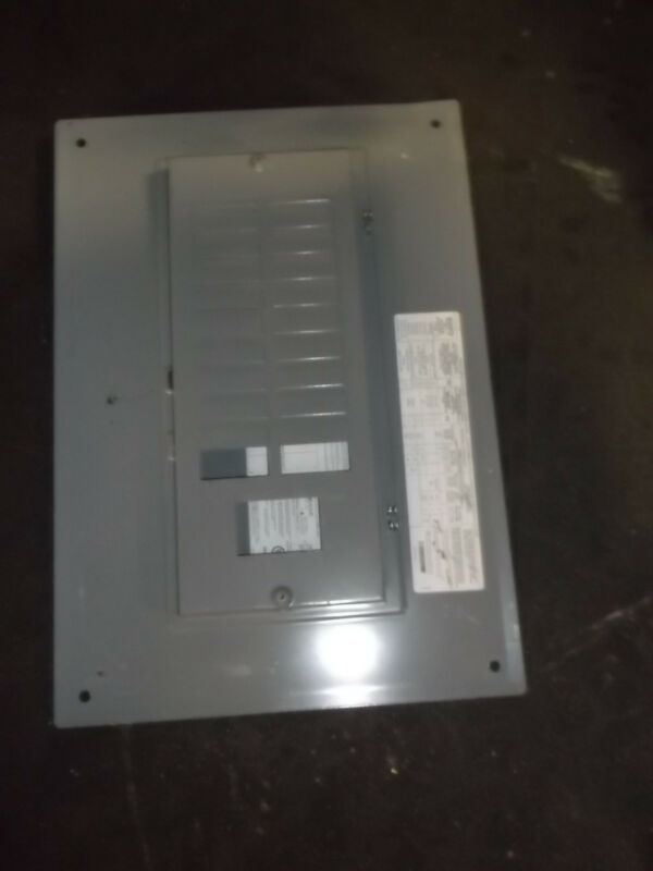 Square D Load Center NOM-117 Electrical Cabinet Enclosure *FREE SHIPPING*