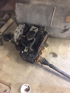 Volkswagen automatic transmission for parts
