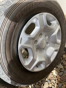 Ford Ranger Tyres SOLD
