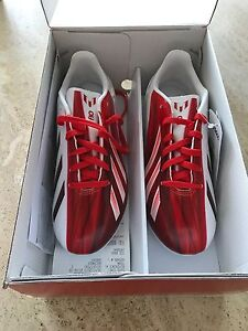 Adidas Messi F10 TRX Size 3 NEW Firm Ground Soccer Cleats