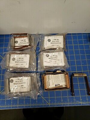 General Electric 9f57caa0202530405065150 Oil Cutout Fuse Link