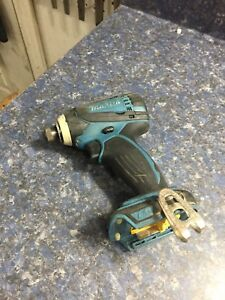 Two Makita Impacts