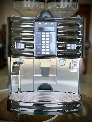 Schaerer Coffee Art Plus Espresso Machine