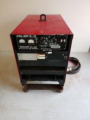 Lincoln Idealarc Dc-600 Welder