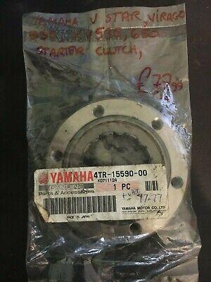 GENUINE <em>YAMAHA</em> PART  V STAR VIRAGO XV 535 XV535 650 STARTER CLUTCH 4TR