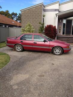 1993 EB Ford Falcon GLI Sandstone Point Caboolture Area Preview