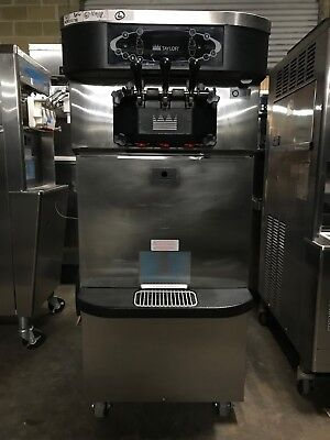 2013 Taylor C723 Soft Serve Frozen Yogurt Ice Cream Machine Warranty 3ph Water