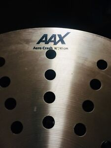 "AAX 16"" Aero crash"