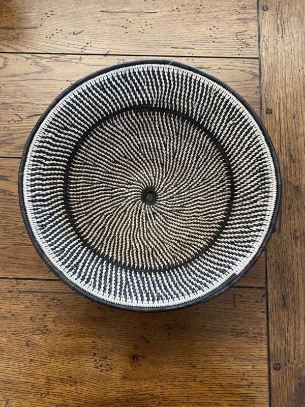 Kavango Open Palm Basket