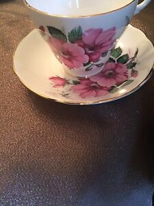Royal Stuart tea cup and saucer