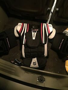 Reebok Goalie Chest Protector - Intermediate size S/M