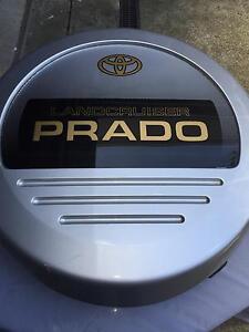 Genuine Toyota Landcruiser Prado Wheel cover Bayswater Knox Area Preview