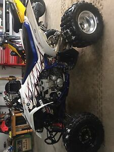 yfz 450 special édition