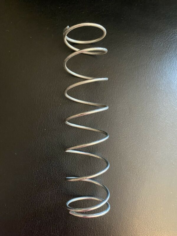 """Evenflo Baby Mega Circus Actuvity Exersaucer Replacement Part Spring 1.25"""" x 5"""""""