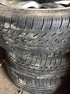 Mazda  used tire215/50R17.
