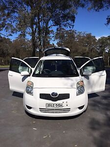 2008 Toyata Yaris (price for quick sale) Pitt Town Hawkesbury Area Preview